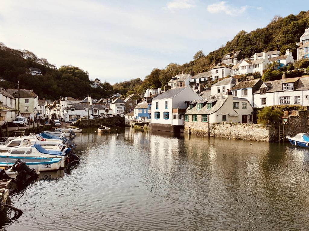 Polperro - Küstenstadt in Cornwall