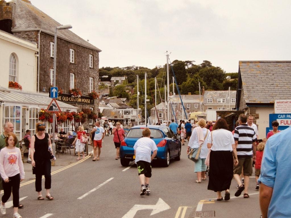 Padstow - Küstenort in Cornwall