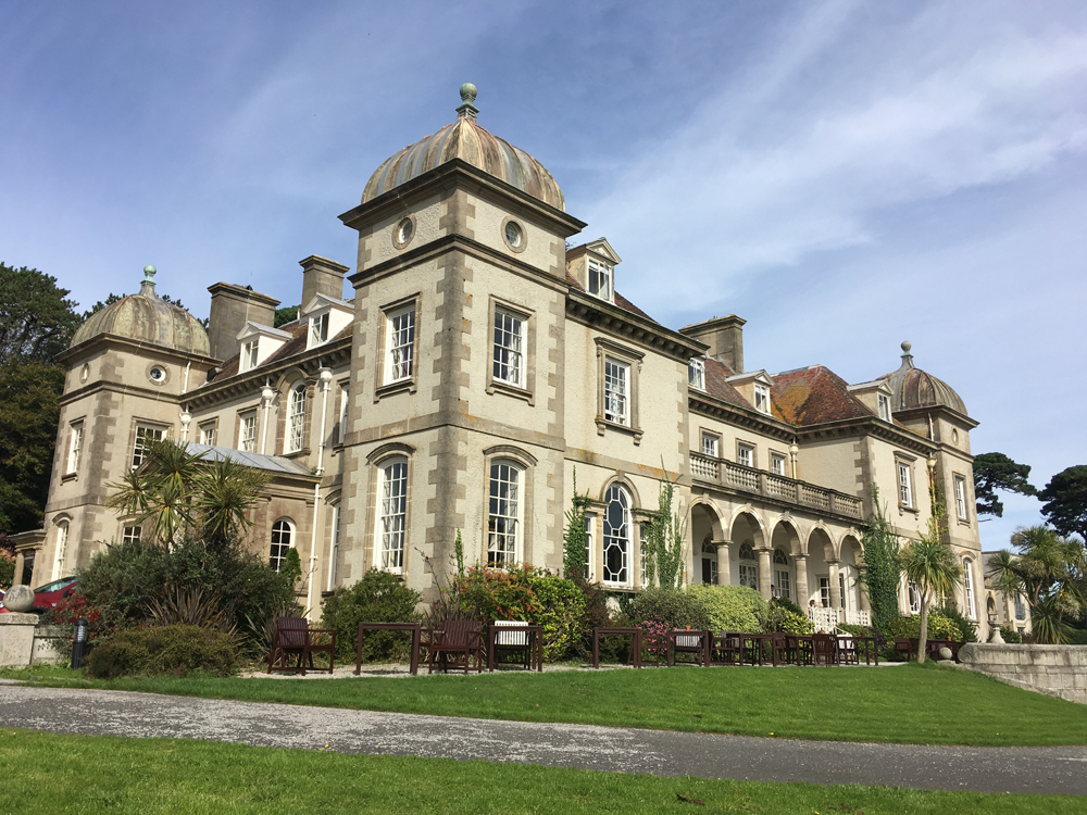 Muddy Parent Approved Fowey Hall Hotel Cornwall Reviewed