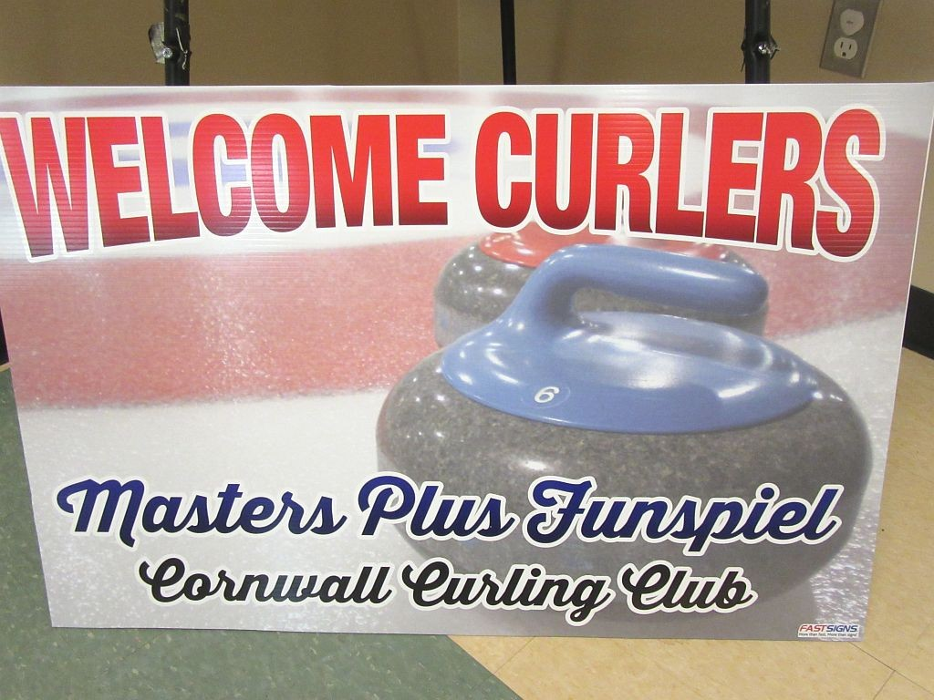 6th Annual Masters Plus Bonspiel @ Cornwall Curling Club