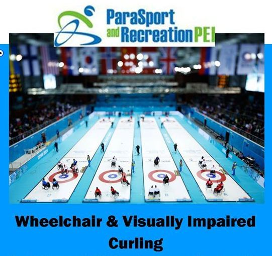No Visually Impaired Wheelchair Curling Tonight