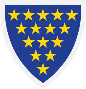 Cornwall for Europe shield