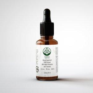 CBD Oil with Multi-Vitamins and Turmeric