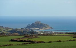 and St Michael's Mount