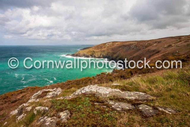 Dramatic Coastline On South West Coast Path web wm