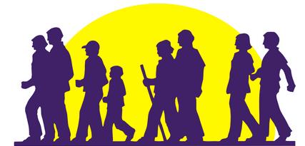 Church Walk – Sunday 29th October
