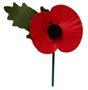 Remembrance Sunday – 11th November