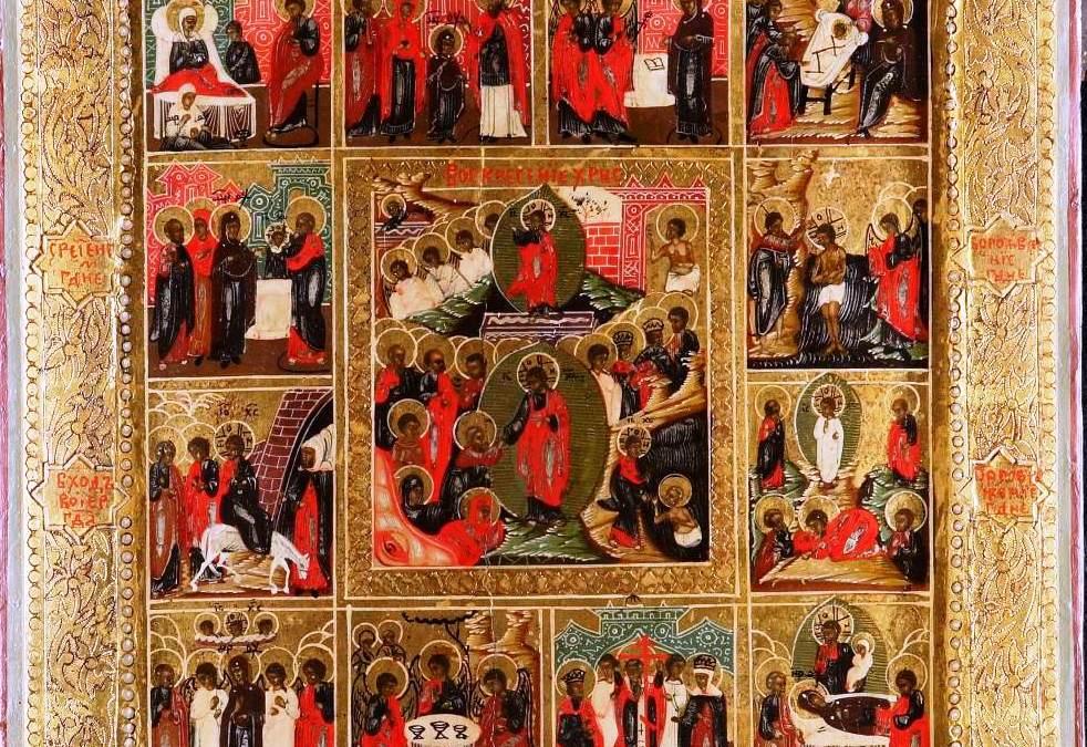 L'inizio dell'anno liturgico e le sue feste