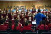 coroinfantilsf en COCEMFE Badajoz 2014