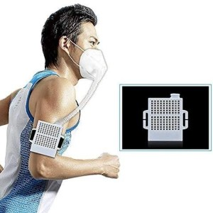 coronabestdefense-Air Purifier with kn95 Mask