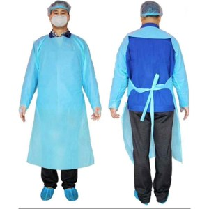 Coronabestdefense - Isolation Gown