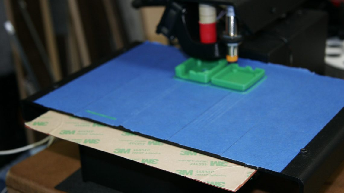 Cheap DIY Heated Bed for Printrbot Simple Metal