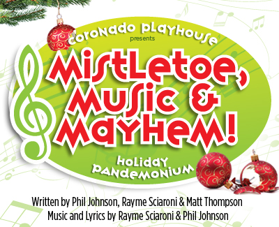 Mistletoe, Music & Mayhem