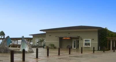 The exterior of Coronado Playhouse