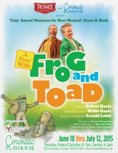 Show poster for A Year with Frog and Toad