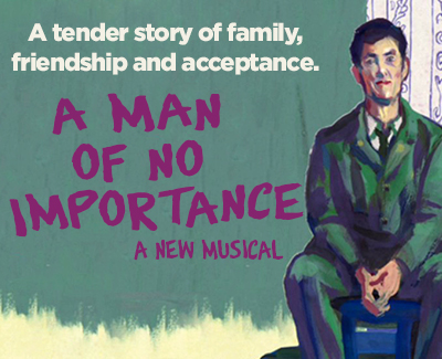 A MAN OF NO IMPORTANCE -