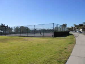 Coronado Tennis Center Three