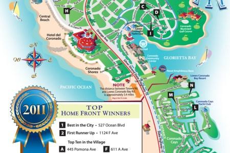 map coronado island » Free Wallpaper for MAPS | Full Maps