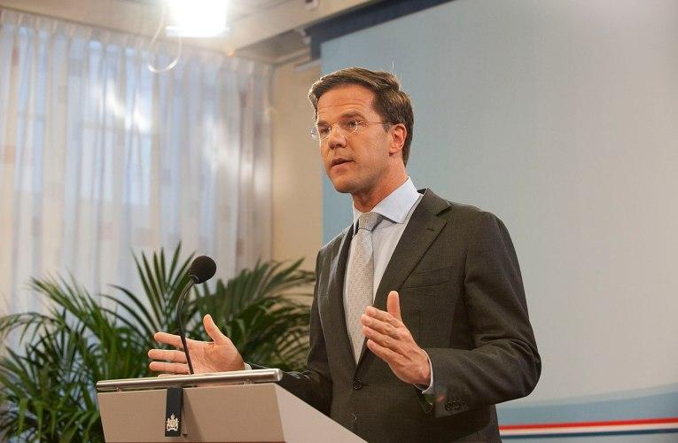 Om 15.00 uur persconferentie van Rutte naar crisisoverleg
