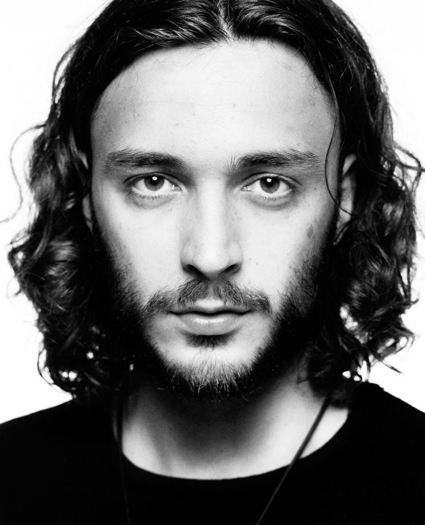Leon, Musiker / musician. © Tilman Köneke