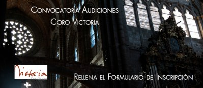 Convocatoria de Audiciones