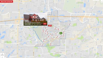 Get to Know Your Neighborhood with Convenient Map Features