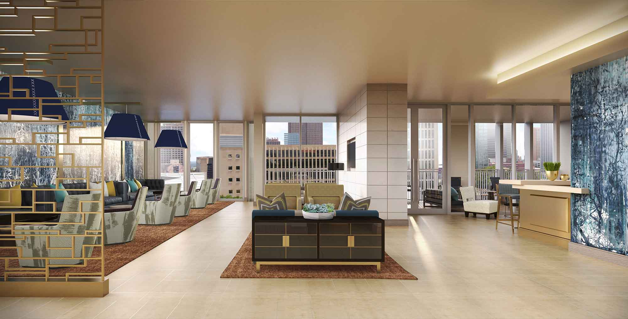 The Jordan Uptown In Furnished Apartments In Uptown Dallas