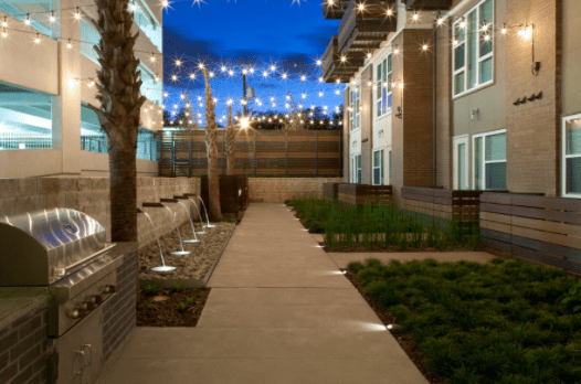 Zang Triangle Apartments In Downtown Dallas Short Term