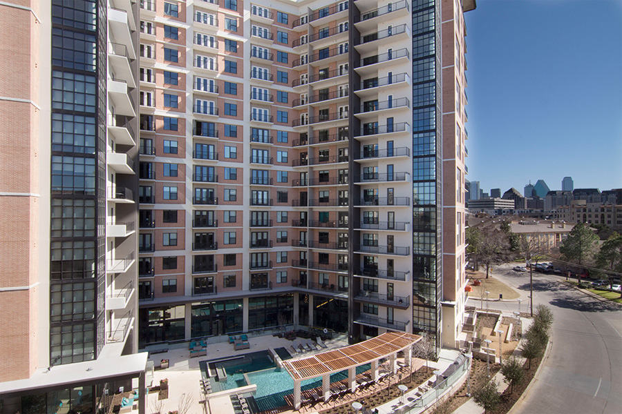 The Taylor Apartments In Dallas Uptown Furnished Short