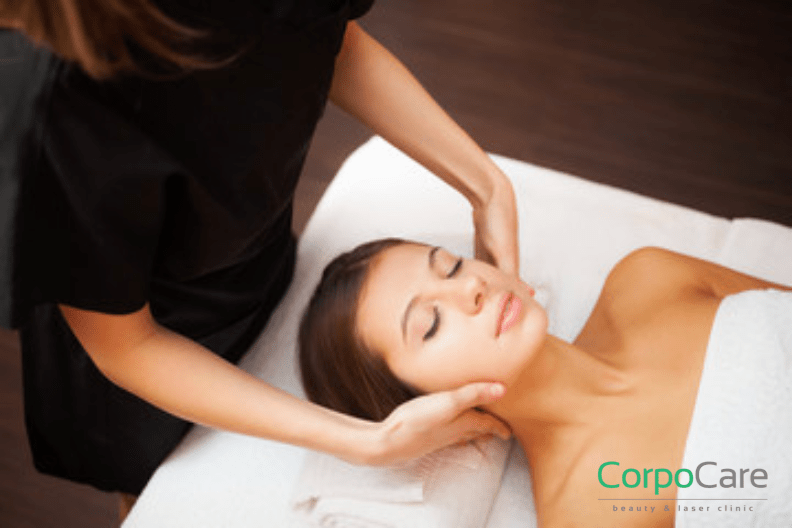 CorpoCare Bindweefsel Massage