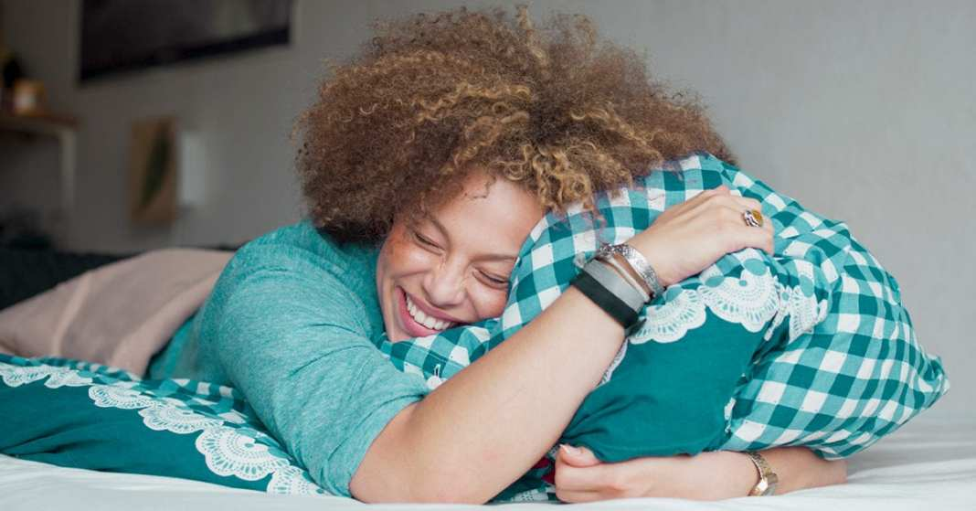 The Best Way to Sleep to Protect Your Curly Hair