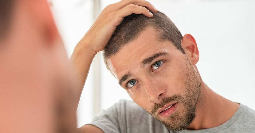 What Causes Some Men to Have Dry, Brittle Hair and How to Treat It