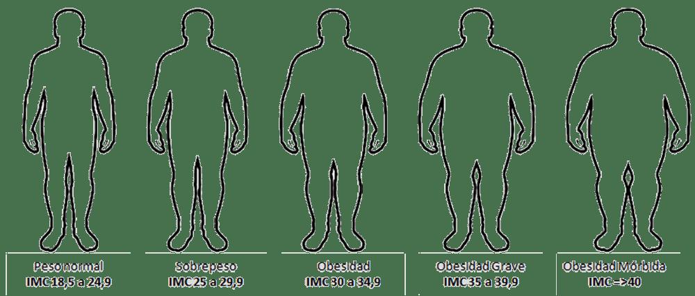Corporal Core - obesidad