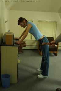 isobel wren spanking with belt