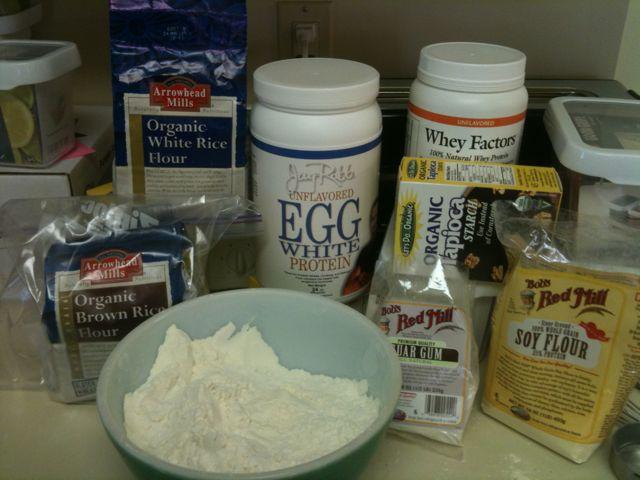 Alternatives to Wheat flour