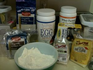 Alternatives to Wheat flour