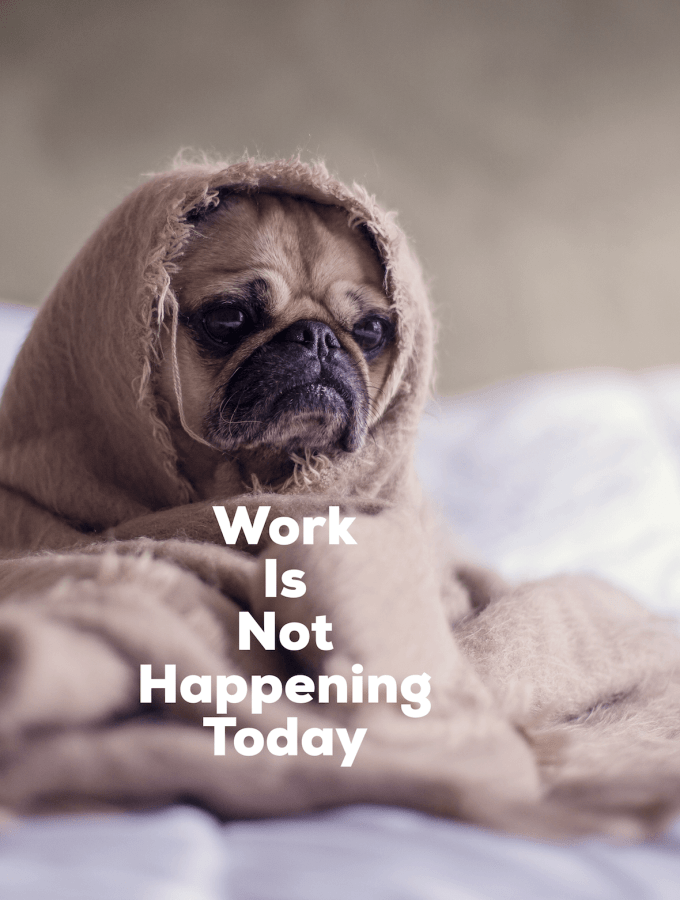 Work is not happening today - the ultimate duvet day reading list