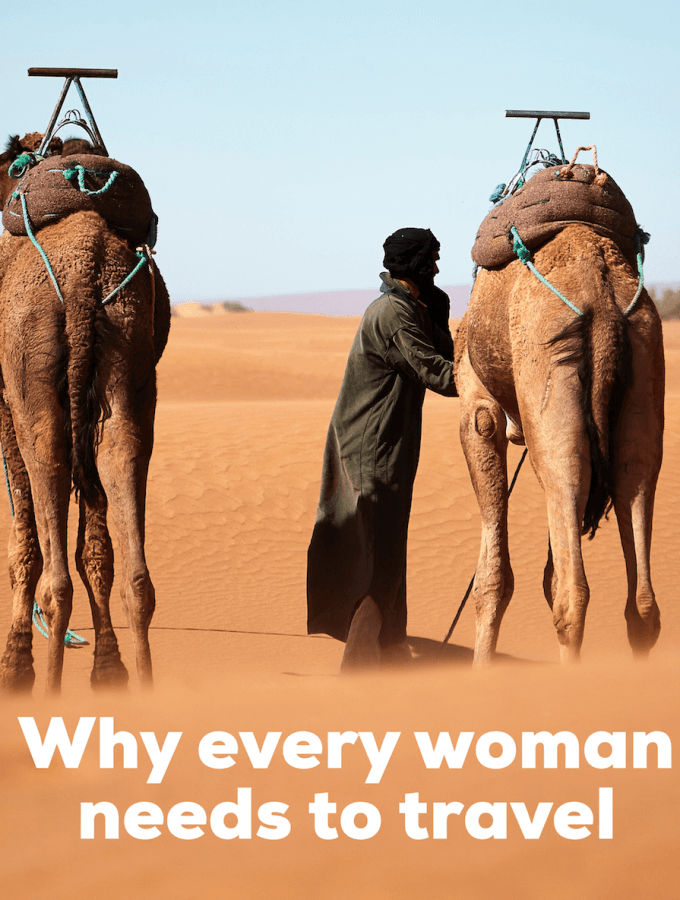 Why Every Woman Needs to Travel