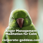 Anger management - meditation for calm