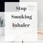 Stop Smoking Inhaler