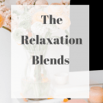 The Relaxation Blends