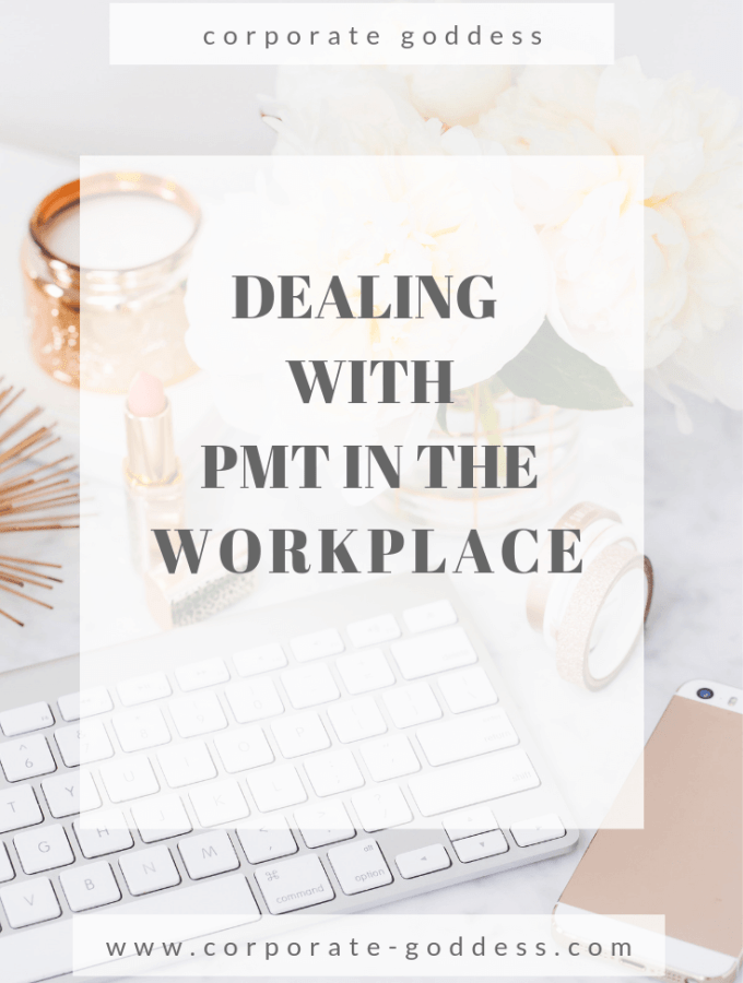 Dealing with PMT in the workplace - natural and holistic cures and remedies for dealing with period pain in the workplace