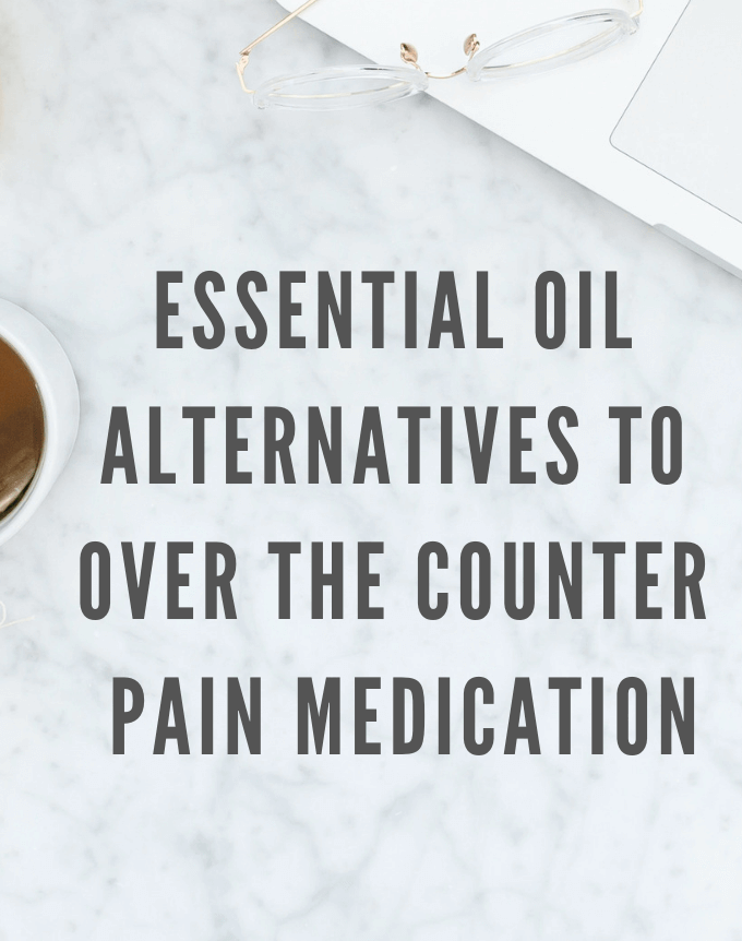 Essential Oil Alternatives to Over the Counter Pain Medication. Swapping Headache Medication for Peppermint Essential Oils. Dealing with Insomnia, Anxiety and PMT with Essential Oils