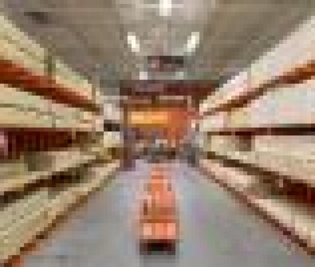 Company Lumber Aisle
