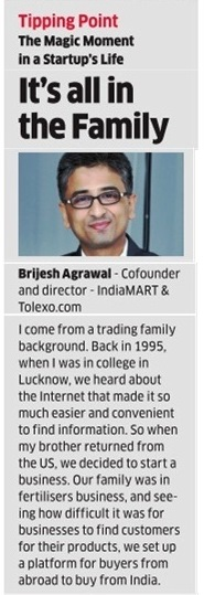 Economic Times_Brijesh Agarwal