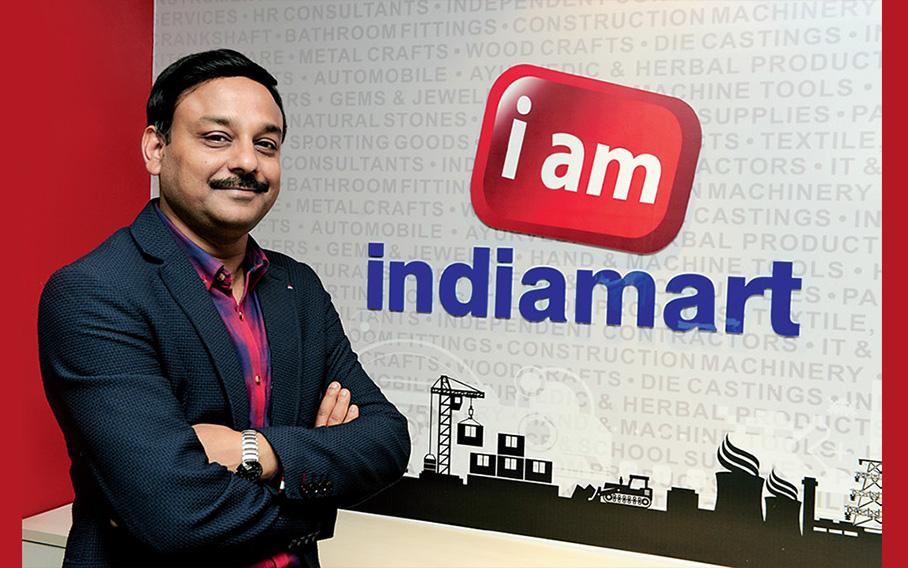 Dinesh Agarwal - IndiaMART   HBTI