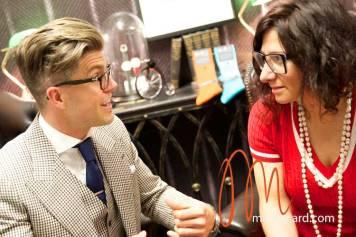 Darren Kennedy - TV Presenter interview Gracie Opulanza 2014 (9)