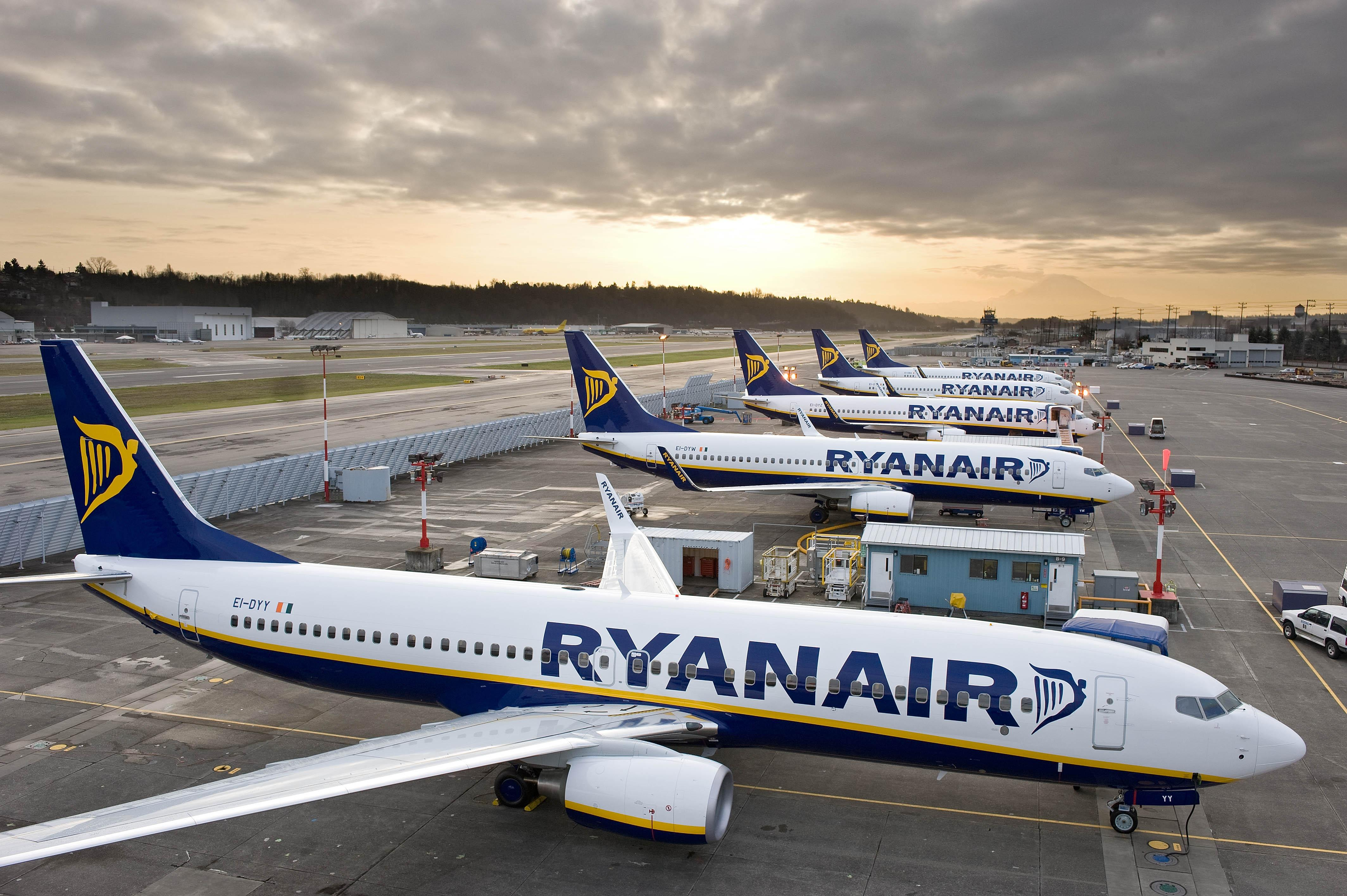 Image result for ryanair planes