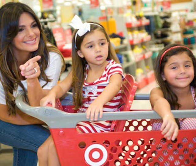 Barbara Bermudo Back To School