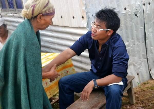 Charity Does Begin At Home: This Young Nagaland IAS ...